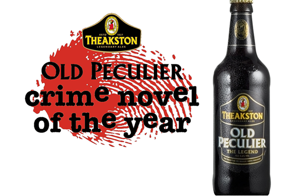 Crime Novel of Year with Bottle