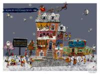 HIF Christmas design