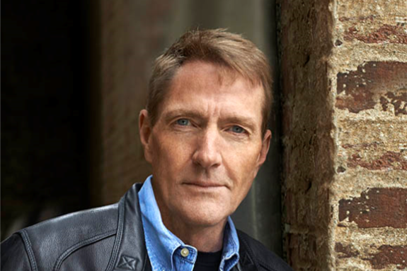 Lee Child Featured Image