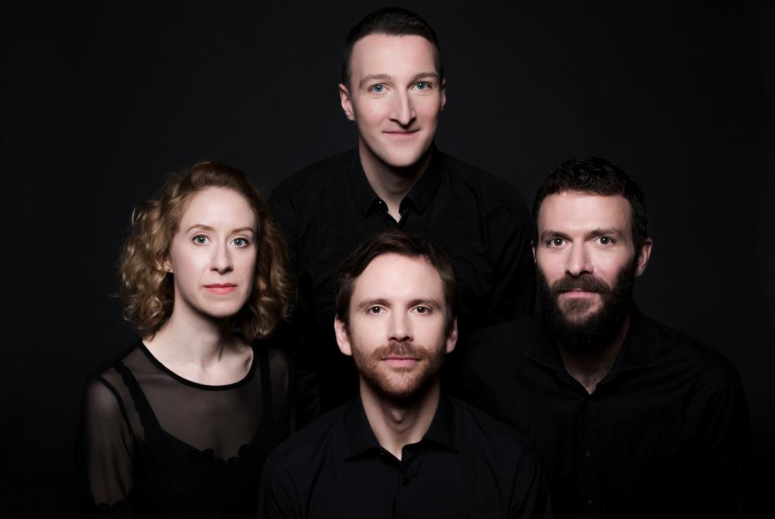 NEW Heath Quartet WEB