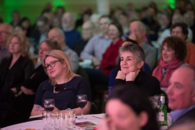 really good salon audience pic