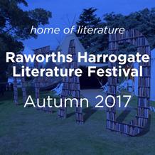 Raworths Harrogate Literary Festival