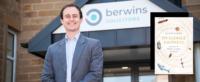 Berwins Book Reviews Header - Sam Crich
