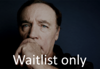 James Patterson waitlist