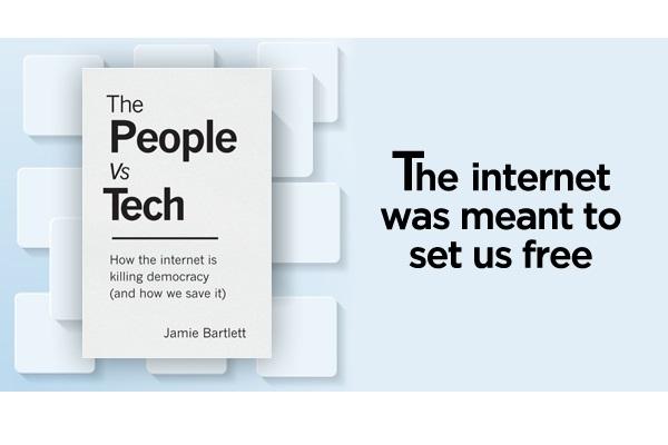 The People vs Tech - Jamie Bartlett
