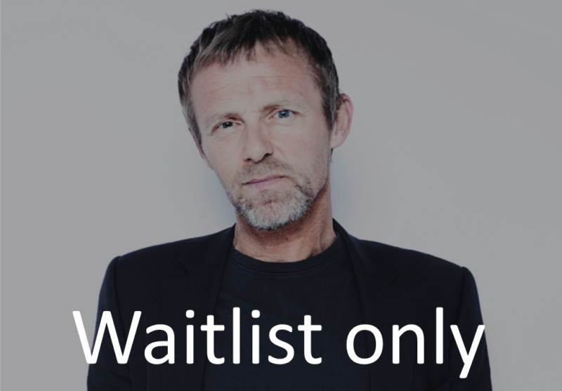 Waitlist - Jo Nesbo