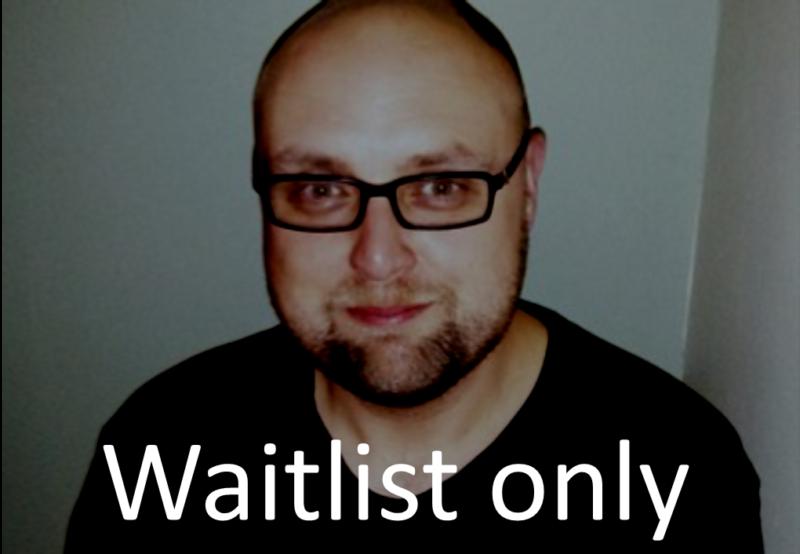 Waitlist - Steve Cavanagh