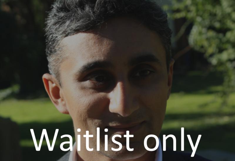 Waitlist - Vaseem Khan